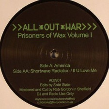 "All Out War - Prisoners Of Wax Vol.1 - 12"" Vinyl"