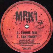"""Mrk1 - Summer Rain/Sick Tonight - 12"""" Vinyl"""