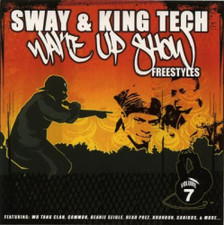 Sway & King Tech - Wake Up Freestyles #7 - 2x LP Vinyl