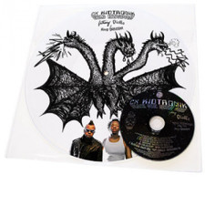 "Cx Kidtronik - Black Girl White Girl - 12"" Vinyl+CD"