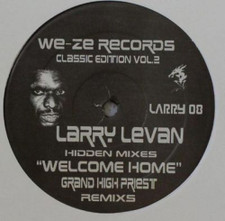 "Shawn Christoper - Welcome Home - 12"" Vinyl"