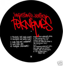 "Innerstance Beatbox - Teckniques - 12"" Vinyl"