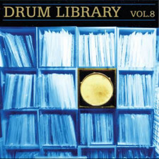 Paul Nice - Drum Library Vol. 8 - LP Vinyl