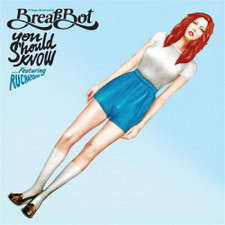 "Breakbot - You Should Know - 12"" Vinyl"