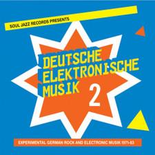 Various Artists - Deutsche Elektronische Musik 2 Pt.1 - 2x LP Vinyl