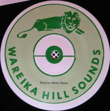 "Wareika Hill Sounds - Kumina Mento Rasta - 10"" Vinyl"