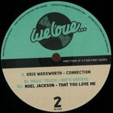 """Various Artists - We Love Detroit Pt.2 - 12"""" Vinyl"""