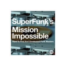Various Artists - Superfunk's Mission Impossible - 2x LP Vinyl