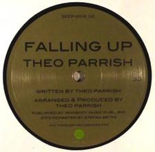 "Theo Parrish - Falling Up 2013 - 12"" Vinyl"