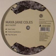 "Maya Jane Coles - Beat Faster - 12"" Vinyl"