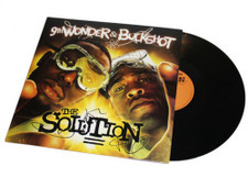 9th Wonder & Buckshot - The Solution - 2x LP Vinyl
