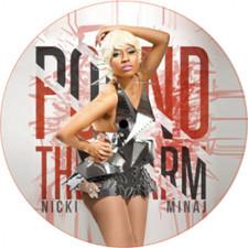 """Nicki Minaj - Pound The Alarm Remixes - 12"""" Vinyl"""