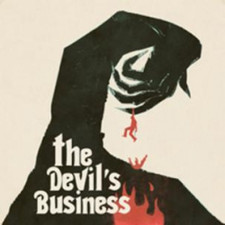 Justin Greaves - The Devil's Business OST - LP Vinyl
