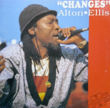 Alton Ellis - Changes - LP Vinyl