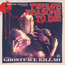 Ghostface Killah & Adrian Younge - Twelve Reasons To Die - LP Vinyl