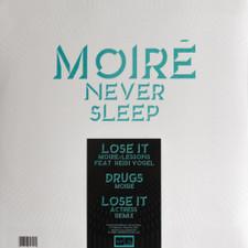 """Moire - Never Sleep - 12"""" Vinyl"""