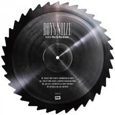 "Boys Noize - Ich R U Picture Disc - 12"" Vinyl"