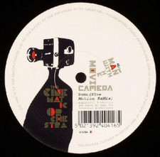 """The Cinematic Orchestra - Man With The Movie Camera/Flite Remixes - 12"""" Vinyl"""