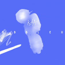 "Kid A - Bb Bleu - 12"" Vinyl"