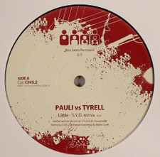 "Pauli vs. Tyrell - Little (S.Y.D. Remix) - 12"" Vinyl"