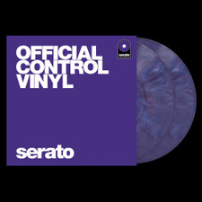 Serato Performance Series - Control Vinyl Purple - 2x LP Vinyl