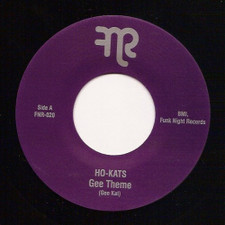 """The Ho-kats/Institute For Experimental Music - Gee Theme - 7"""" Vinyl"""