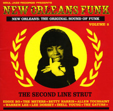 Various Artists - New Orleans Funk Vol.2 - 3x LP Vinyl