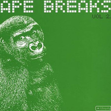 Ape Breaks - Vol.2 - LP Vinyl