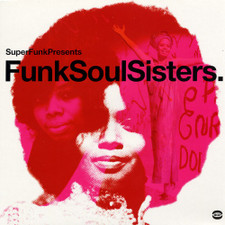 Superfunk - Funk Soul Sisters - 2x LP Vinyl