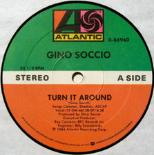 "Gino Soccio - Turn It Around - 12"" Vinyl"