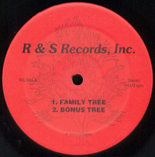 "Family Tree/Crown Heights Affair - Family Tree/Gave Me Love - 12"" Vinyl"
