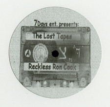 "Reckless Ron Cook - The Lost Tapes - 12"" Vinyl"