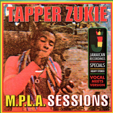Tappa Zukie - MPLA Sessions Red Vinyl - LP Vinyl