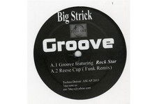 "Big Strick - Groove - 12"" Vinyl"