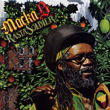Macka B - Rasta Soldier - LP Vinyl