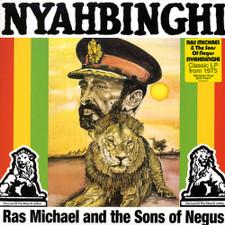 Ras Michael - Nyahbinghi - LP Vinyl