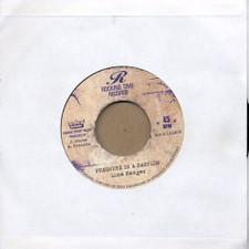 """Lone Ranger - Pressure in Babylon - 7"""" Vinyl"""
