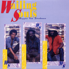 Wailing Souls - Reggae Ina Firehouse - LP Vinyl