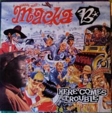 Macka B - Here Comes Trouble - LP Vinyl