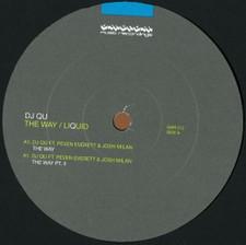"""DJ Qu - The Way - 12"""" Vinyl"""