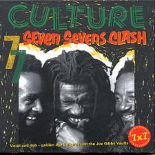 """Culture - Seven Sevens Clash - 7x 7"""" Box Set Vinyl"""