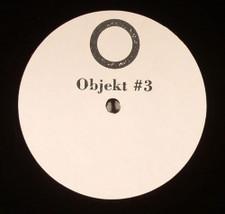 """Objekt - #3 - 12"""" Vinyl"""
