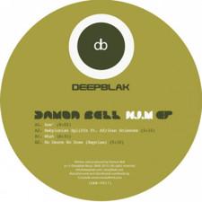 """Damon Bell - H.I.M. - 12"""" Vinyl"""