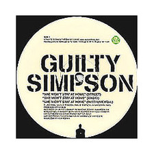 "Guilty Simpson - Getting Bitches - 12"" Vinyl"