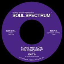 """Exit 9 - I Love You! - 7"""" Vinyl"""
