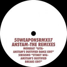 """Anstam - Gita - 12"""" Vinyl"""