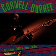 Cornell Dupree - Guitar Riffs for DJS Vol 2 - LP Vinyl