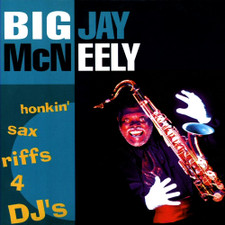 Big Jay McNeely - Honkin' Sax Riffs - LP Vinyl