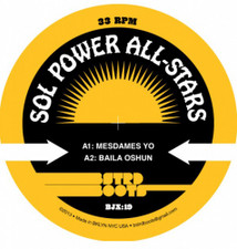 "Sol Power All-Stars - Bstrd 19 - 12"" Vinyl"