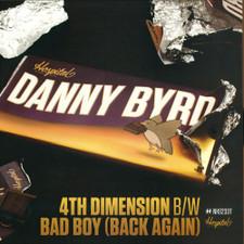 """Danny Byrd - 4th Dimension - 12"""" Vinyl"""